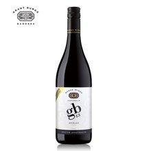澳大利亚原装原瓶进口红酒 葛兰伯爵gb43美乐红葡萄酒750mL 澳洲进口红酒
