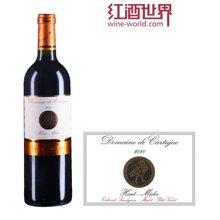 法国波尔多中级庄 加图雅酒庄红葡萄酒 2010年