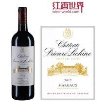 法国1855四级庄 荔仙酒庄红葡萄酒 2012年