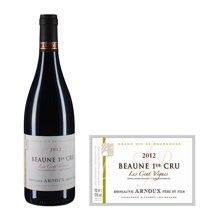 法国勃艮第 阿诺父子酒庄圣维尼(伯恩一级园)红葡萄酒 2012年