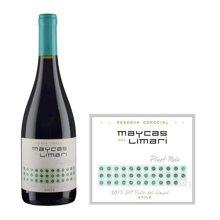 智利麦卡斯特选珍藏黑皮诺红葡萄酒 2015年