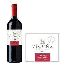 智利干露羊驼赤霞珠红葡萄酒