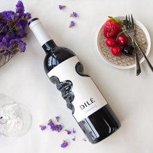 【包邮】意大利进口 dile 上帝之手 帝力rosso干红葡萄酒750ml
