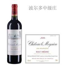 法国波尔多中级庄 丽仙堡红葡萄酒 2006年