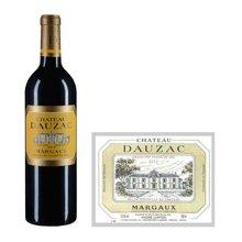 法国1855五级庄 杜扎克城堡红葡萄酒 2012年