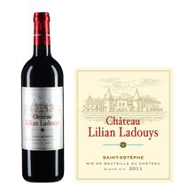 法国波尔多中级庄 骊兰古堡红葡萄酒 2011年