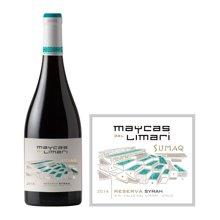 智利干露麦卡斯珍藏西拉红葡萄酒 2014年