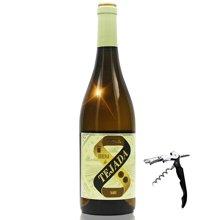 西班牙原瓶进口红酒 DOC级 特佳达庄园干白葡萄酒 2013年750ml 进口葡萄酒