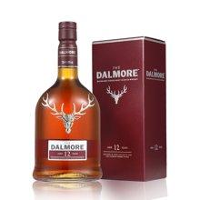 【英国大牌】帝摩 英国进口 帝摩12年苏格兰单一麦芽威士忌 700ml (6支)