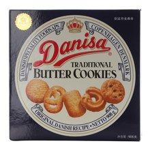 @△NHD1皇冠丹麦风味牛油曲奇饼干NC3 HN3(908g)