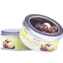 【包邮】马来西亚进口 倍乐思什锦烘焙果仁夹心巧克力120g
