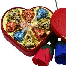 好时婚庆喜糖巧克力成品批发 好时欧式创意结婚巧克力喜糖礼盒
