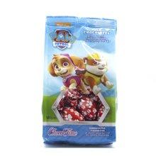 希腊进口 乔克蒂姆汪汪脆心牛奶巧克力120g 迪士尼儿童零食