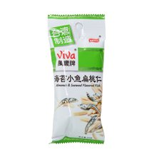 萬嵗牌海苔小鱼扁桃仁(24g)