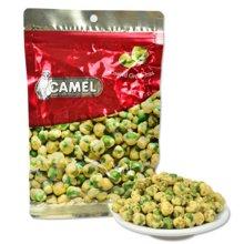 【包邮】新加坡进口 骆驼牌烘焙青豌豆150g*2