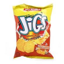JACK n JILL烧烤味马铃薯片(膨化食品)(70g)
