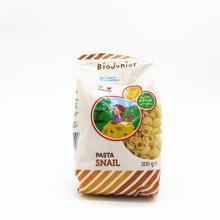 意大利碧欧奇Biojunior宝宝小蜗牛造型意面面条挂面10月+200g包邮