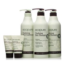 所望  植物洗发水护发素洗护套装超值礼盒装(洗发露700ml*2护发素700ml)