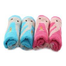 三利小兔萝卜童巾