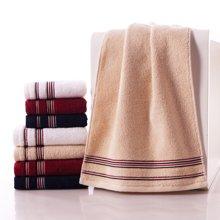 金号 提缎绣面巾(单条)72*34cm 0.2kg
