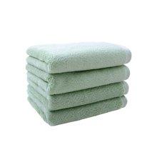 菲尔芙精梳长绒棉抗菌毛巾(浅绿)THFR25FL(76cm*34cm)