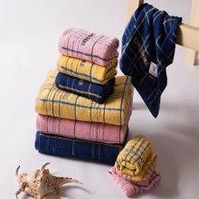 金号提缎绣浴巾 (单条) 130*63cm
