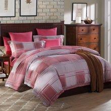 博洋家纺 色织床单四件套-博莱 新品