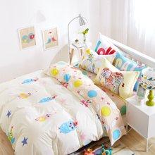 VIPLIFE高端长绒棉四件套纯棉床单被套