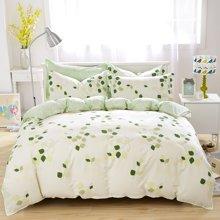 VIPLIFE高端喷气活性印花全棉四件套床单被套