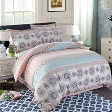 VIPLIFE全棉加厚磨毛四件套纯棉床单被套