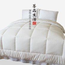 蒂品生活(DIPINHOM)家纺  羽丝绒冬被 厚被芯 棉柔保暖被 柔软舒适面料