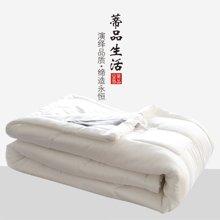 蒂品生活(DIPINHOME)家纺  天丝伯爵被 春秋被 加厚保暖冬被芯  保暖被盖被 舒柔冬天用床品