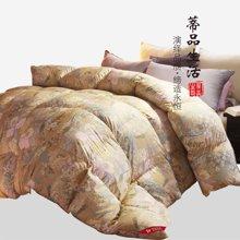 蒂品生活(DIPINHOME)家纺 塞纳尊享羽绒被芯 90%鸭绒冬天用保暖被子 厚羽绒被 冬季床品