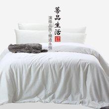 蒂品生活(DIPINHOME)家纺 馨诗蚕丝被  100%全榨蚕丝填充 四季被子 丝滑柔暖