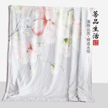 蒂品生活(DIPINHOME)家纺 天丝水洗桑蚕丝被 百分百桑蚕长丝夏被空调被春秋被