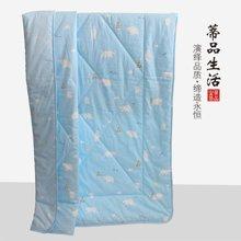 蒂品生活(DIPINHOME)家纺 全棉卡通夏凉被  卡哇伊空调被芯 动物图案夏天用凉被