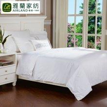 雅兰家纺 蚕丝被子床上用品丝润复合蚕丝被 春秋被