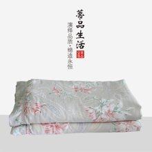 蒂品生活(DIPINHOME)家纺  润泽桑蚕丝被 百分百桑蚕长丝夏被空调被春秋被 单双人用被子