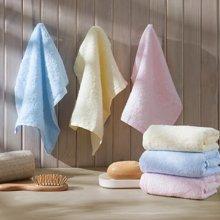 LOVO家纺 罗莱生活出品 竹纤维轻柔毛浴巾多组合可选