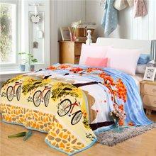 VIPLIFE毛毯 春夏休闲毯子沙发午睡毯护腿护肚子披肩毯 青春活力款