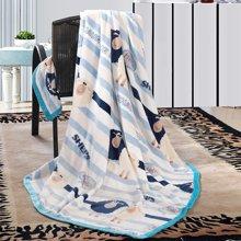米卡多午睡毯被 单双人都可用