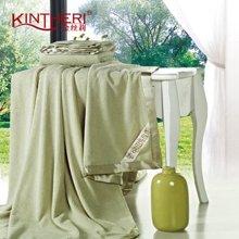 KINTHERI/金丝莉 竹香亲肤盖毯  空调毯空调被四季毯毛毯毛巾被办公室午睡毯休闲毯床单