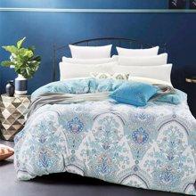 帝豪家纺 单件纯棉被套 单人 1.2米 1.5米 1.8m床全棉人双人被罩 包邮
