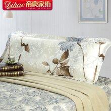 帝豪家纺 长枕套1.2米 1.5米 包邮 纯棉双人枕套 全棉长枕头套