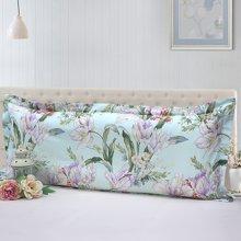 帝豪家纺 特价床上双人枕套1.2米 1.5米纯棉长枕套 全棉情侣长枕头套