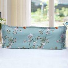 帝豪家纺 长枕套 双人1.2米 纯棉 全棉 情侣 婚庆 长枕套 1.5米 加长枕头套