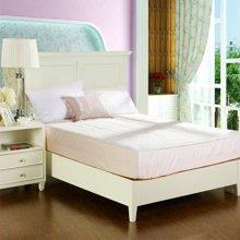雅兰家纺 秋冬保暖毛绒床褥床上用品宿舍床垫 暖意仿羊羔绒床垫