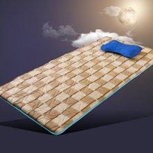 帝豪家纺天然椰棕学生宿舍床垫单人上下铺0.9m 1.2m加厚儿童棕垫