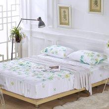 雅兰家纺 床笠保护垫 席梦思保护套 床罩 艾草香薰床垫