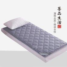 蒂品生活(DIPINHOME)家纺  炭卡床垫 学生宿舍床垫被 加厚床褥子地铺 上下铺可折叠